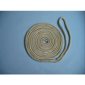 "amarre nylon tressé double 3 / 8"" x 15' or"