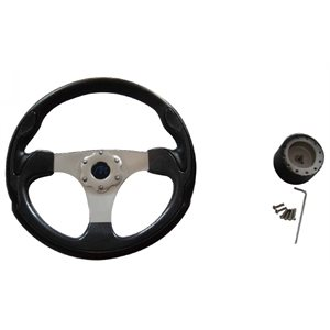 "high quality 13"" sport steering wheel"