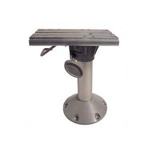 aluminium fixed height pedestal