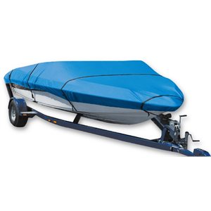 amma boat cover for 17 to 19' v-hull boat