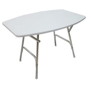large folding deck table