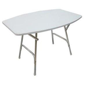 Large Folding Deck Table