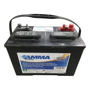 marine battery  845a / 180min (no core charge)