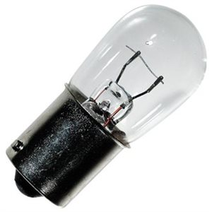 bulb double contact bayonet, 12v, 1. 04a,13.3w, 15cp 2