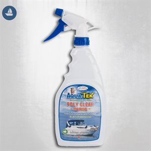 poly clear marine 650 ml