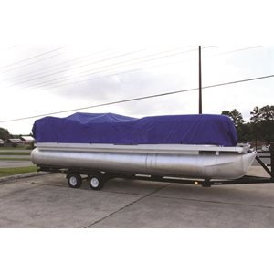 PREMIUM MOORING & TRAILERABLE PONTOON COVER: 21'-24' X 104''