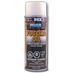 fogging oil captain phab