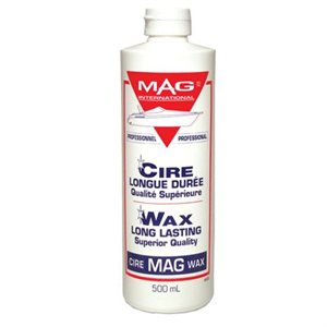 DELUXE LONG LASTING CLEANING WAX 500ML