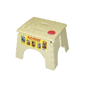 "12"" ez foldz step stool"