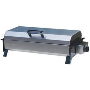 profile 110-volt electric barbecue