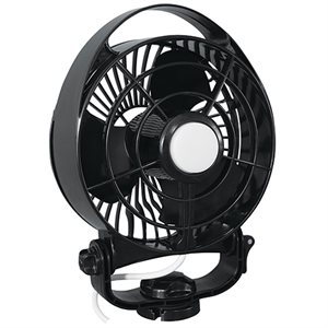 maestro variable speed fan - black
