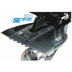 series 30 - 300hp black hydrofoil