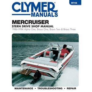 mercury mercruiser marine engine gm 4 cylinder 181 cid 3 0l service repair manual workshop guide