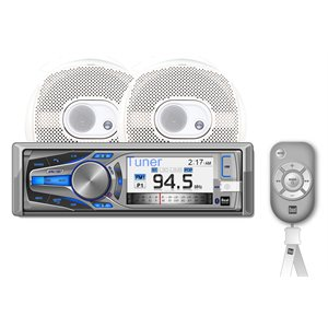 am / fm / mp3 w / 2 speaker 6.5''