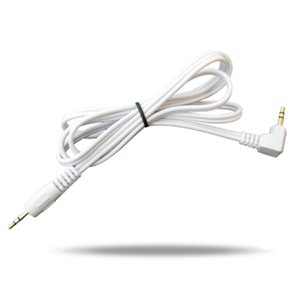 3.5mm male-to-male aux. cable