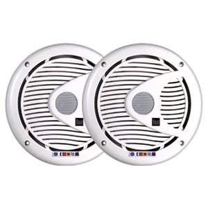 "marine speakers 6.5"" 2 way  65W RMS"