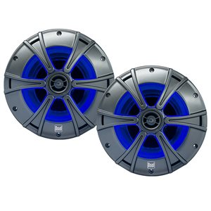 8'' 2-WAY BLUE LED SPEAKER