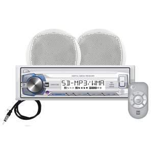 ensemble de radio dual mcp100