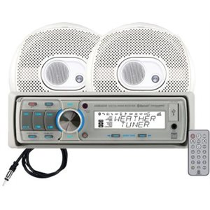 am / fm / mp3 w / 2 speaker 6.5'' /  ant. /  remote