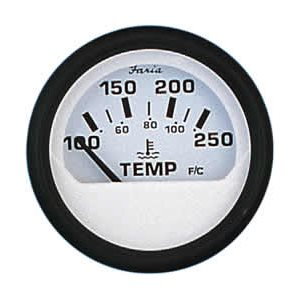 water temp gauge euro wht