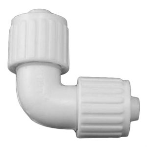 "elbow coupler 3 / 8"" fl x 3 / 8"" fl, fresh water pex fitting"