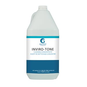 inviro-tone cleaner,  4l