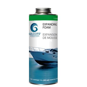 urethane liquid foam , 1l