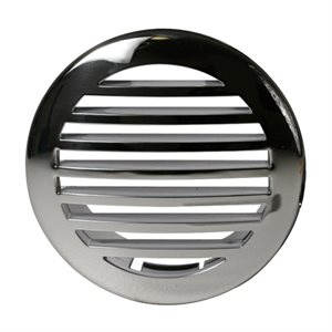 stainless steel clad air flow vent 4""