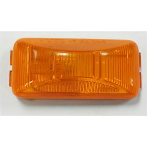 sealed marker light amber