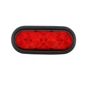 led 6'' ovail tail light kit