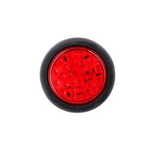 sealed round tail light