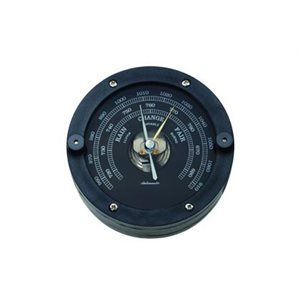 "black barometer 4¼"" (110mm)"