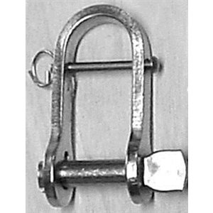 SHACKLE, HLYRD W / BAR 5 / 16""
