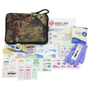 outdoor 1st aid kit camo (57pces)