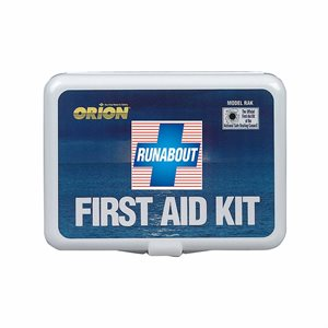 first aid kit runabout(38 pces)