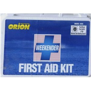 first aid kit weekender (146 pces)