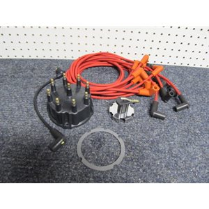 cap & rotor distributor kit