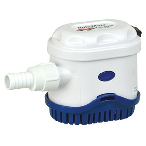 rule-mate automatic bilge pump - 750 gph