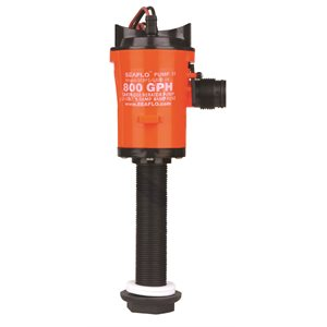 aerator pump straight 800gph